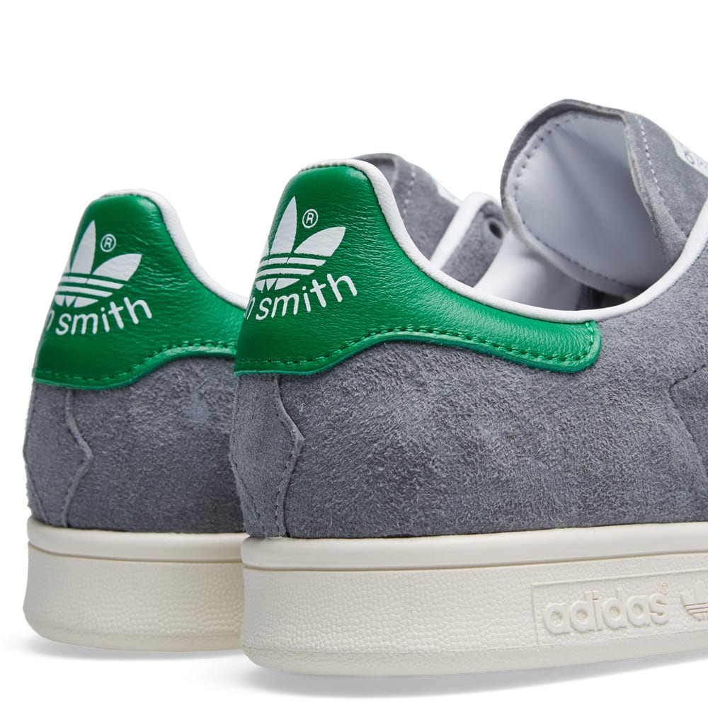 adidas x kzk stan smith 84 lab grey chalk white. Black Bedroom Furniture Sets. Home Design Ideas