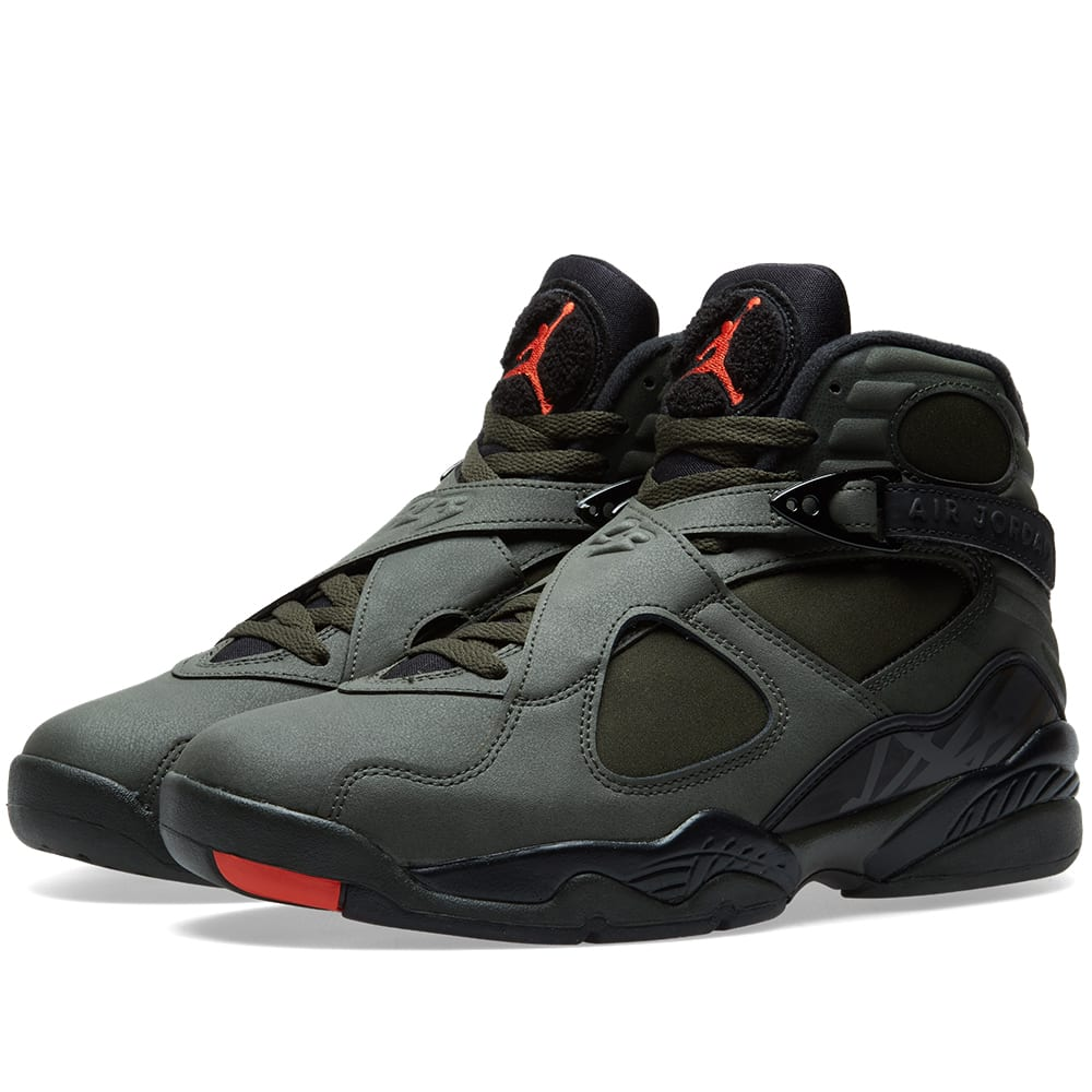 51c7fbefd1fbf1 Nike Air Jordan 8 Retro Sequoia