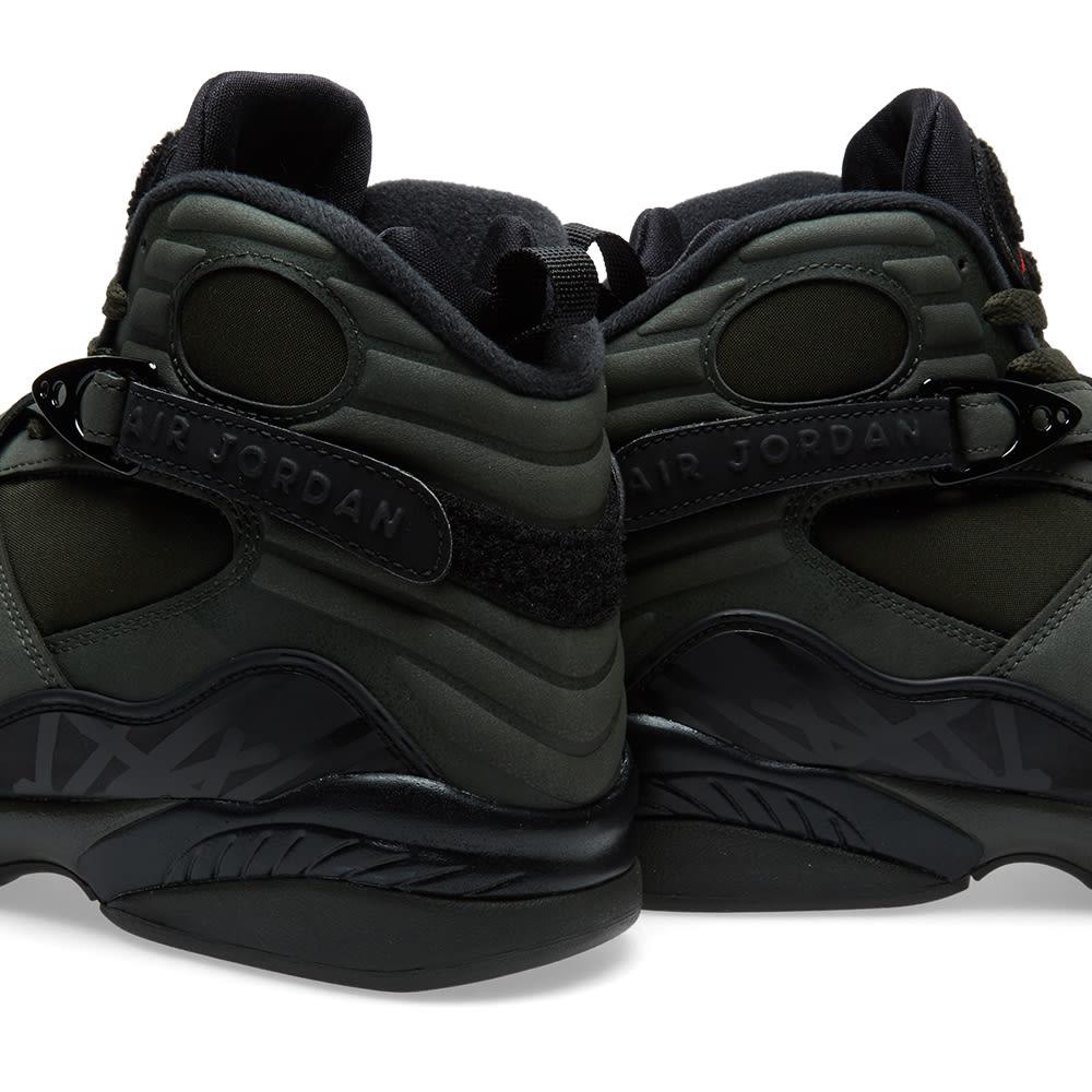 dae7a2e399dd Nike Air Jordan 8 Retro Sequoia