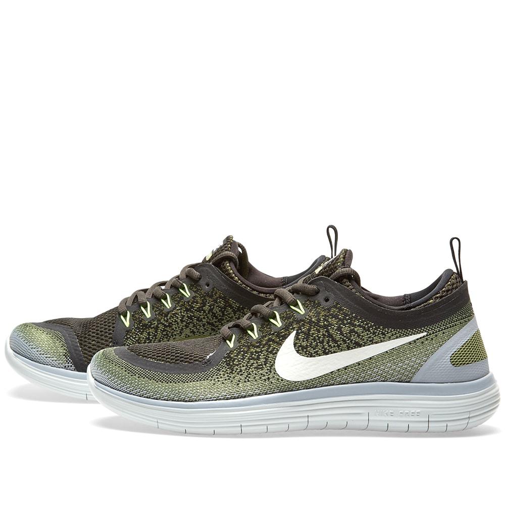 best service acc19 36022 Nike Free Run Distance 2 Legion Green   White   END.