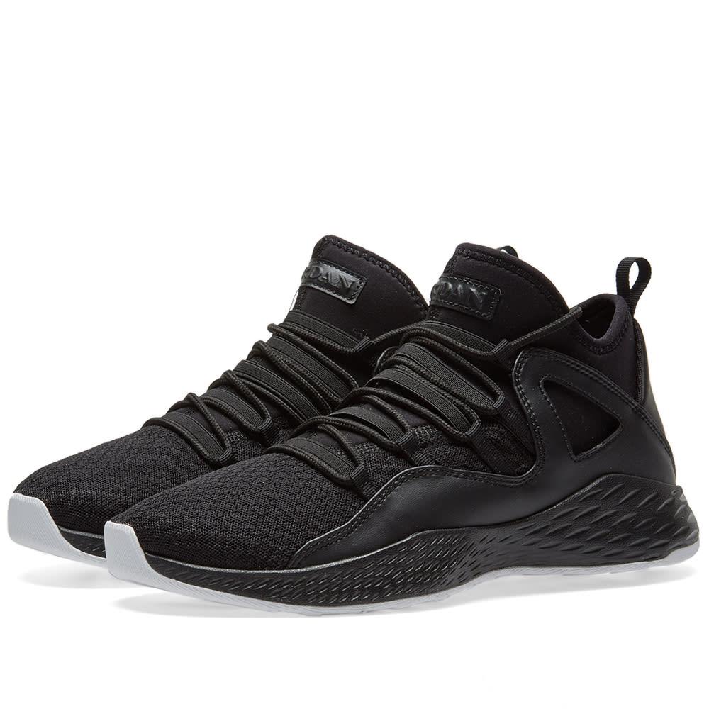Nike Jordan Formula 23 Black \u0026 White | END.
