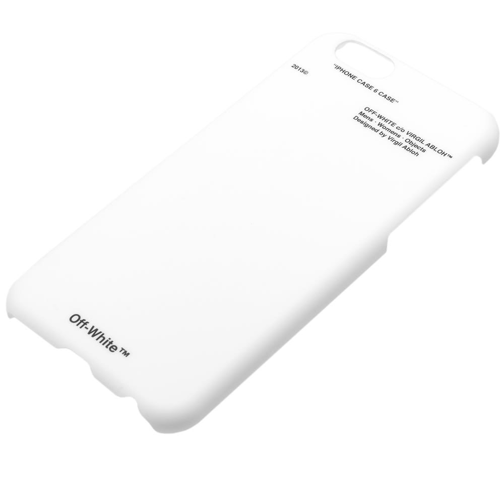 best sneakers 19c00 f331e Off-White Corporate IPhone 6 Case