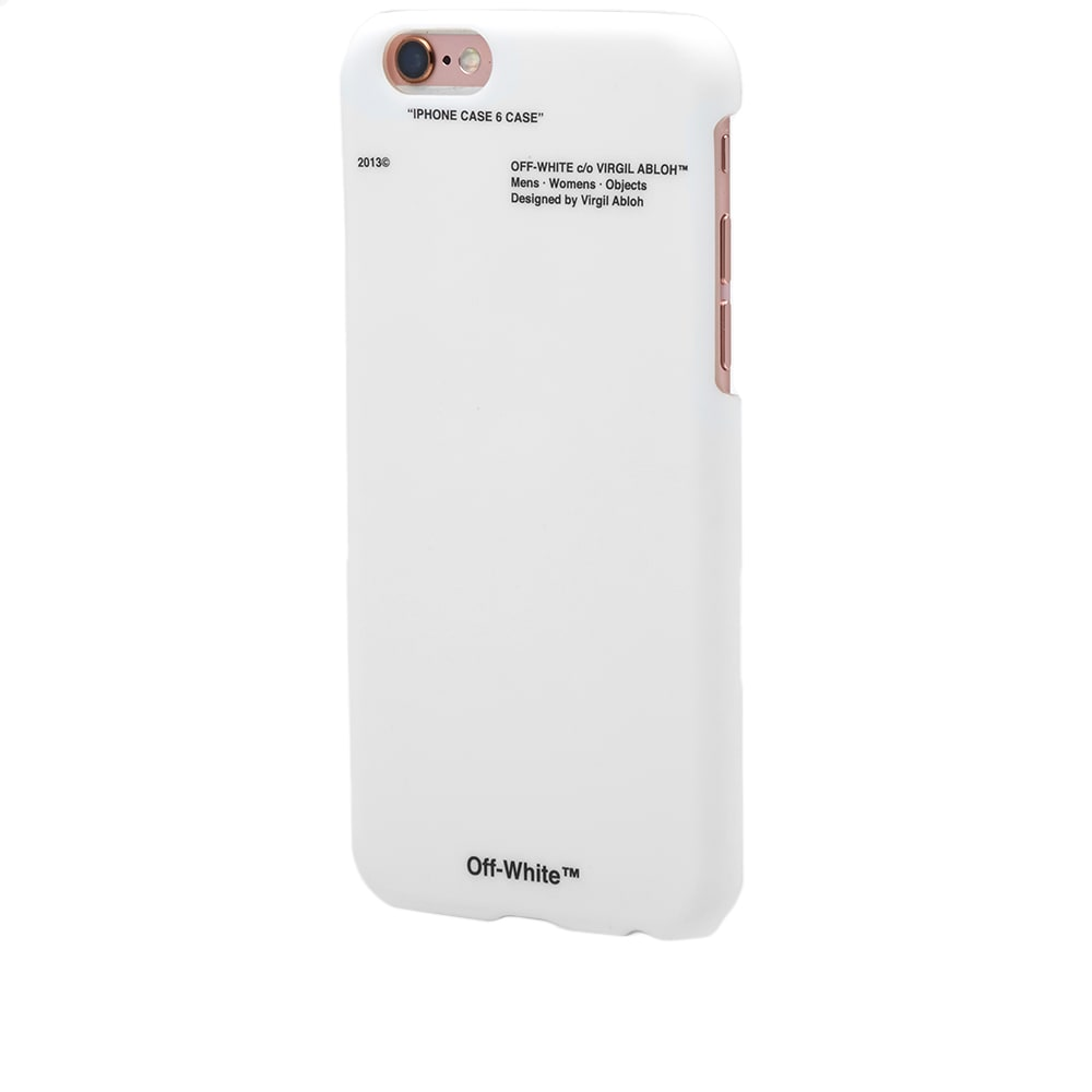 best sneakers 517a8 f1707 Off-White Corporate IPhone 6 Case