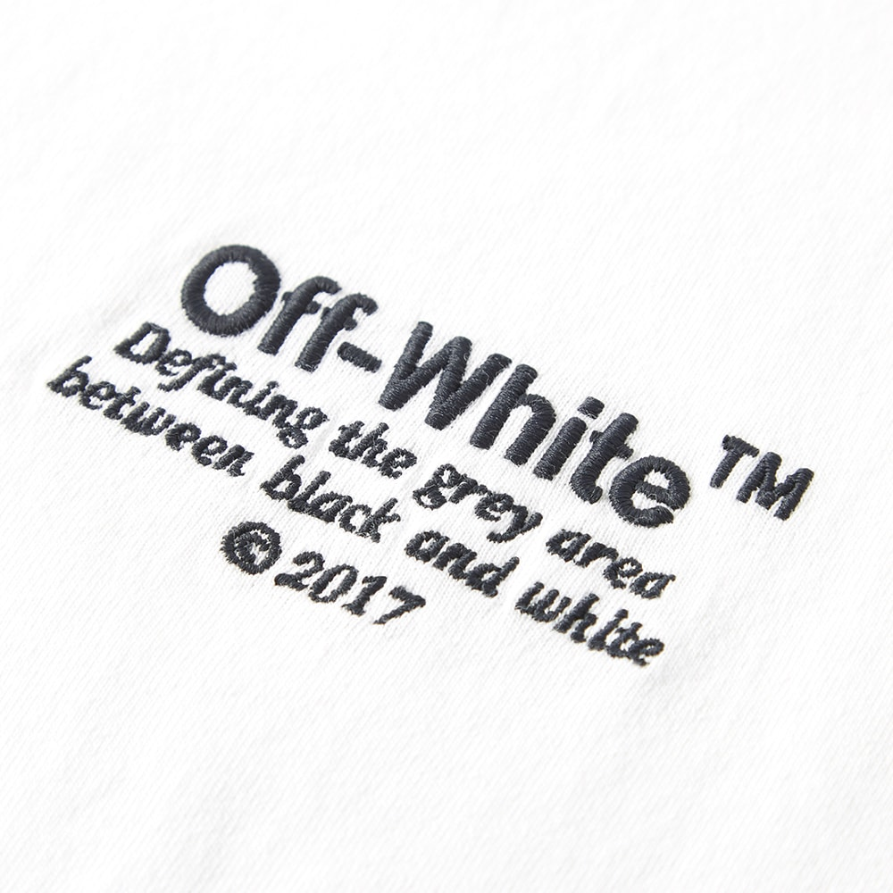 off white off ss tee white. Black Bedroom Furniture Sets. Home Design Ideas