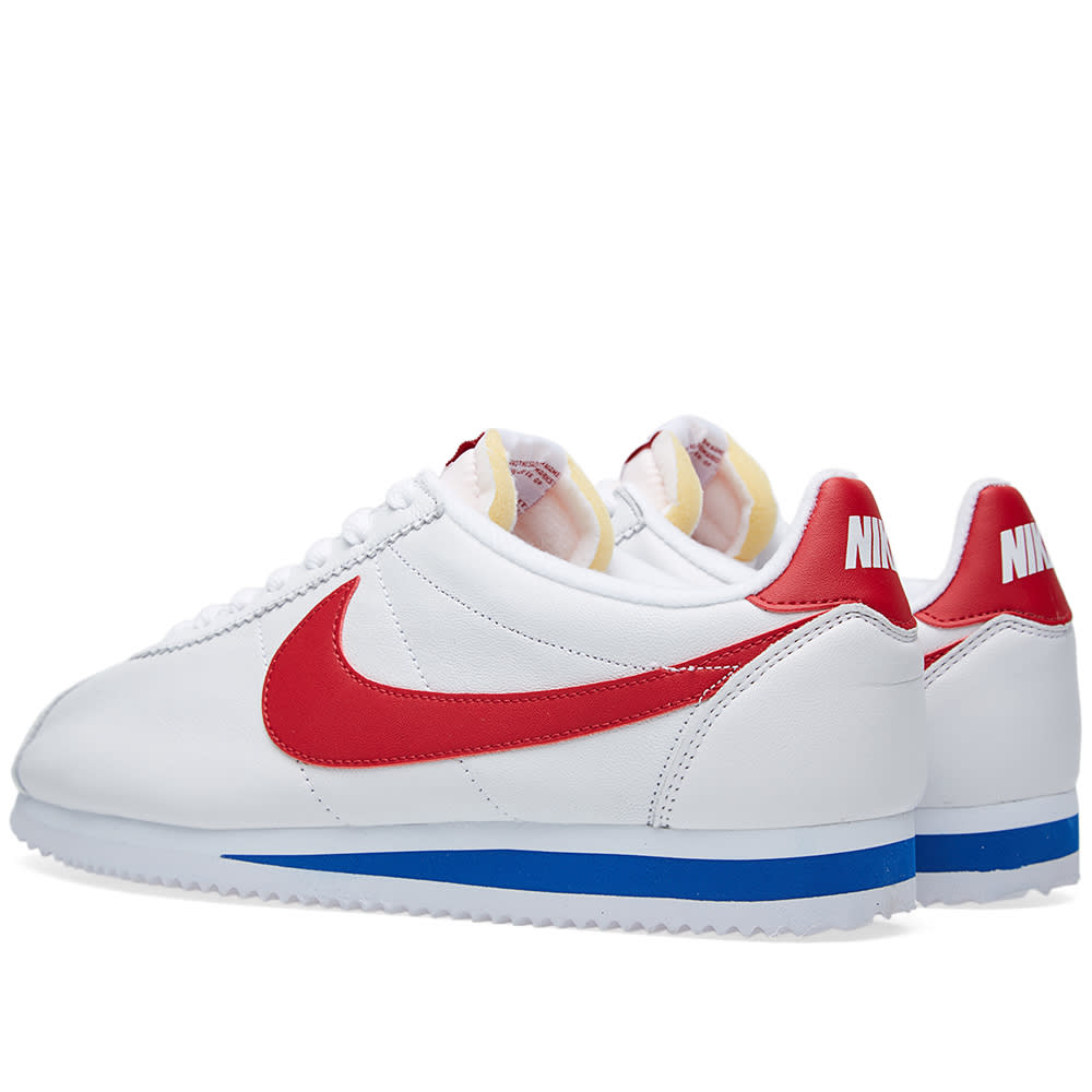 new style e20d3 15463 Nike Classic Cortez Oxford Cloth Champagne Gold Toddler Girl Shoes