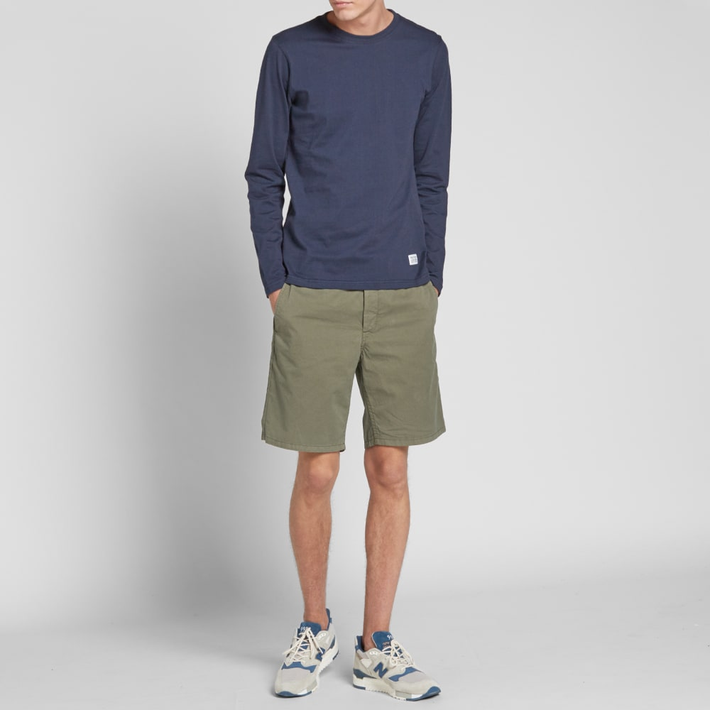 12ada1447c8 Norse Projects Aros Light Twill Short Dried Olive | END.