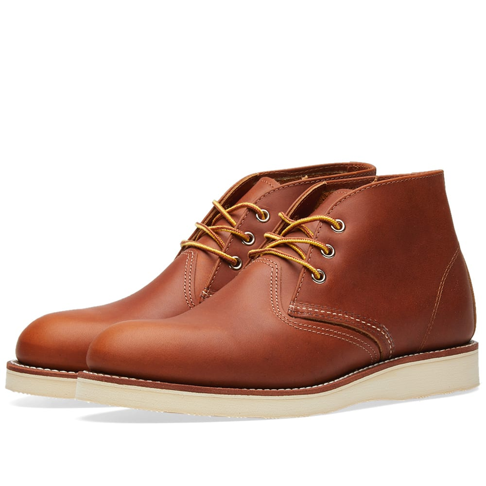 426ebd76d35 Red Wing 3140 Heritage Work Chukka