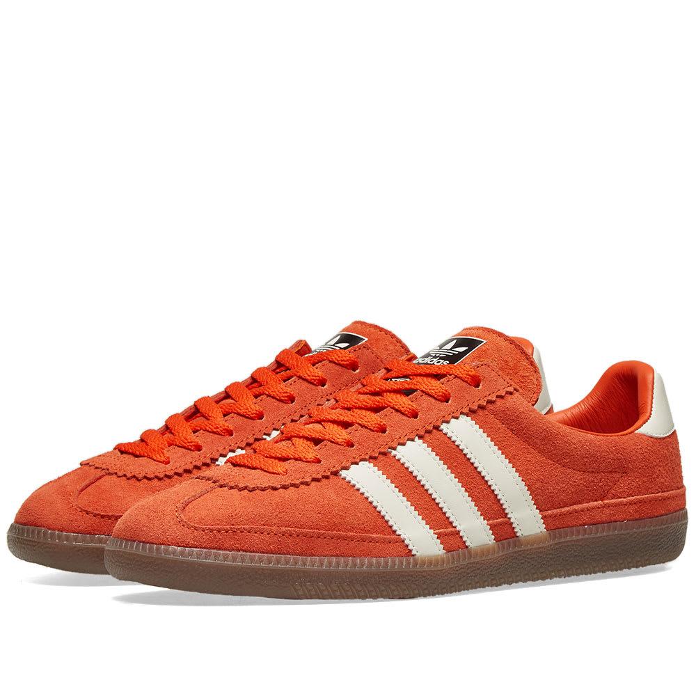 Adidas SPZL Whalley Collegiate Orange