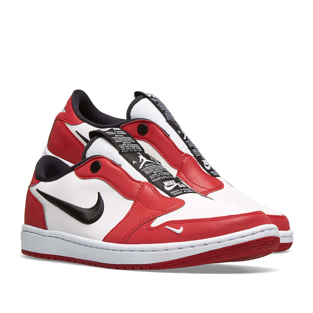 reputable site 42efe bdccd Air Jordan 1 Low Slip On W