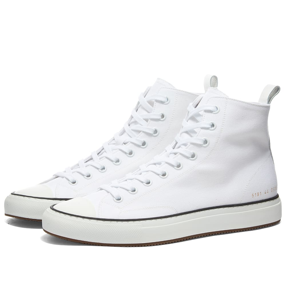 Common Projects Tournament High Canvas