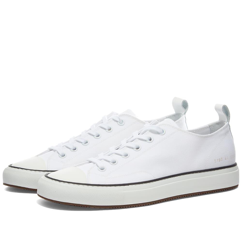 Common Projects Tournament Low Canvas