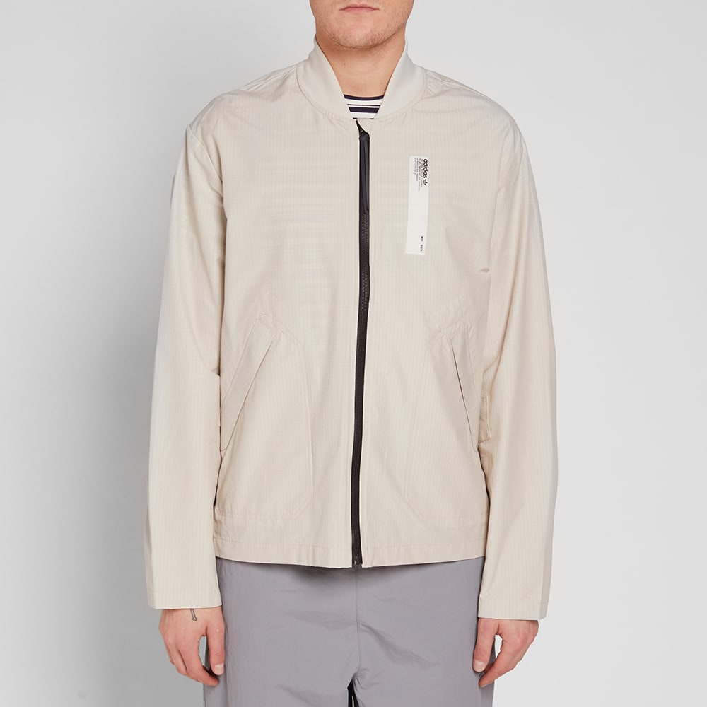 Adidas NMD Track Top Clear Brown | END.