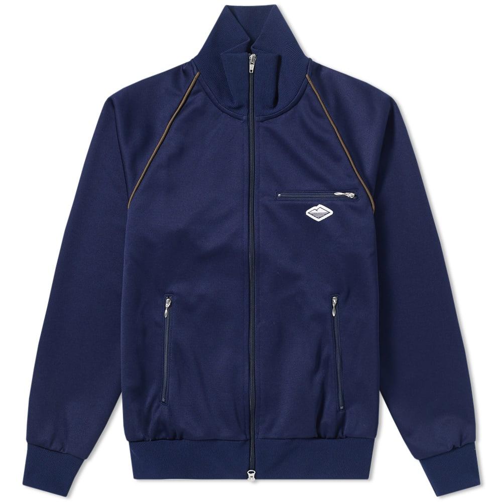 BATTENWEAR Battenwear Track Jacket in Blue