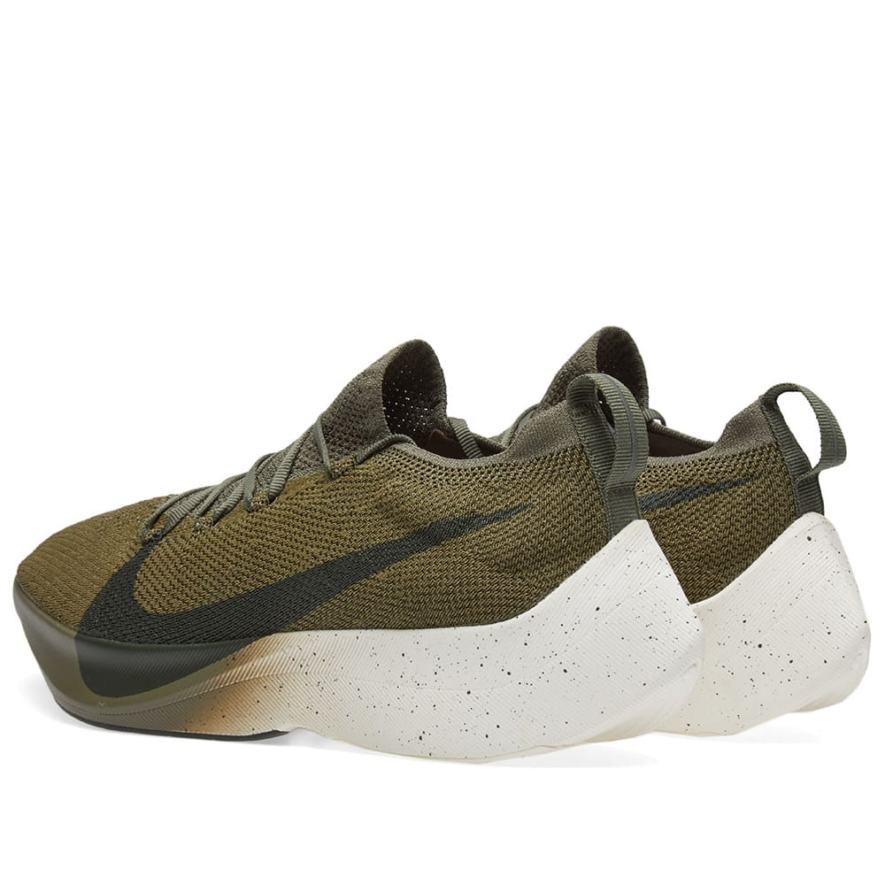 outlet store sale 0def9 87328 Nike Vapor Street Flyknit Medium Olive, Sequoia   Sail   END.