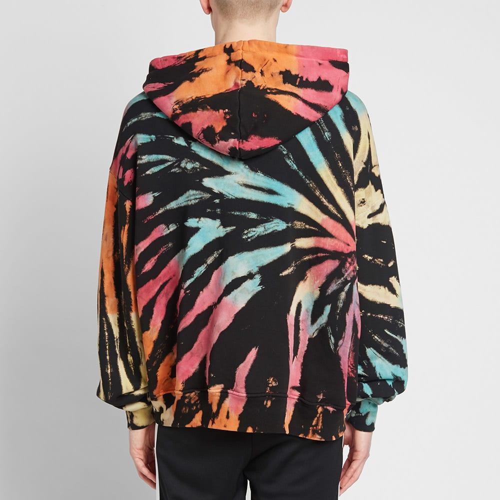 One Of A Kind Tie Dye REVERSE Dye oversize à capuche Pastel Merle Unisexe Custom