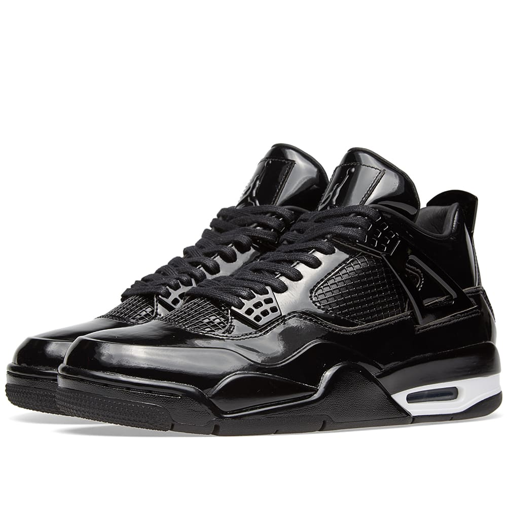 new product c9a66 292b0 Nike Jordan 11LAB4 Black   White   END.