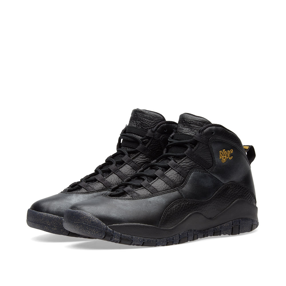 best loved genuine shoes top design Nike Air Jordan 10 Retro BG