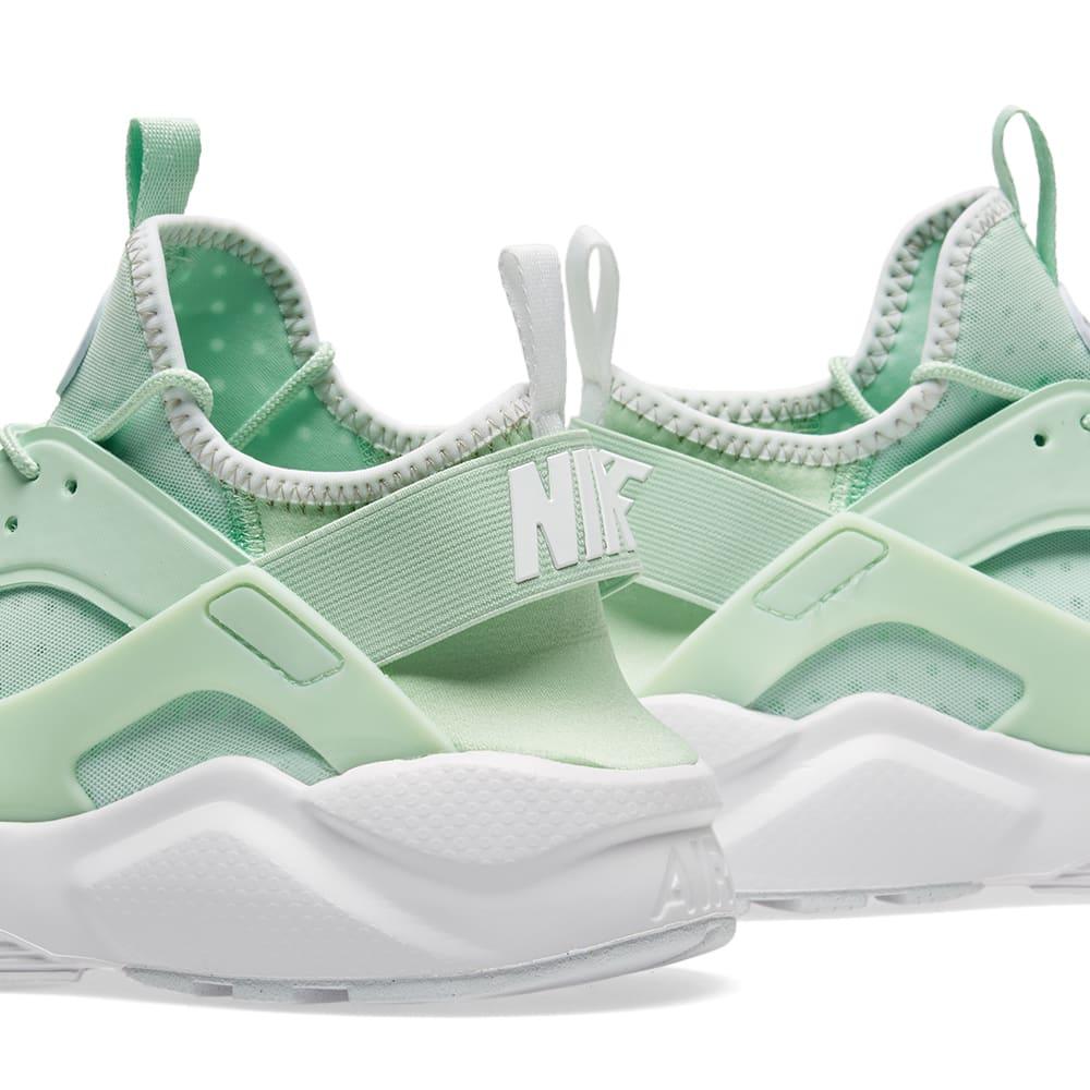 1f0719033cfd1 Nike Air Huarache Run Ultra Fresh Mint   Pale Grey