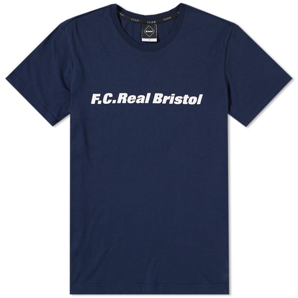 F.C. REAL BRISTOL AUTHENTIC TEE