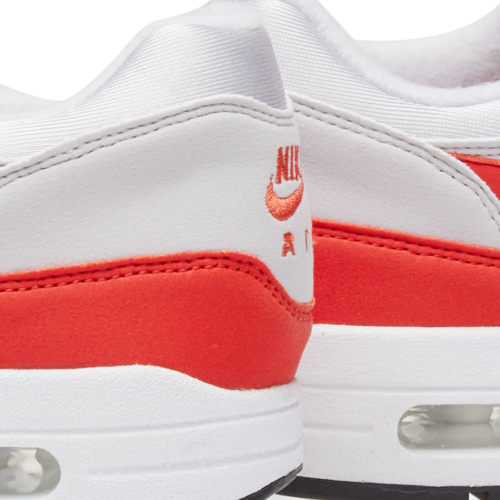 new product ddf70 39053 Nike Air Max 1 W Vast Grey   Habanero Red   END.