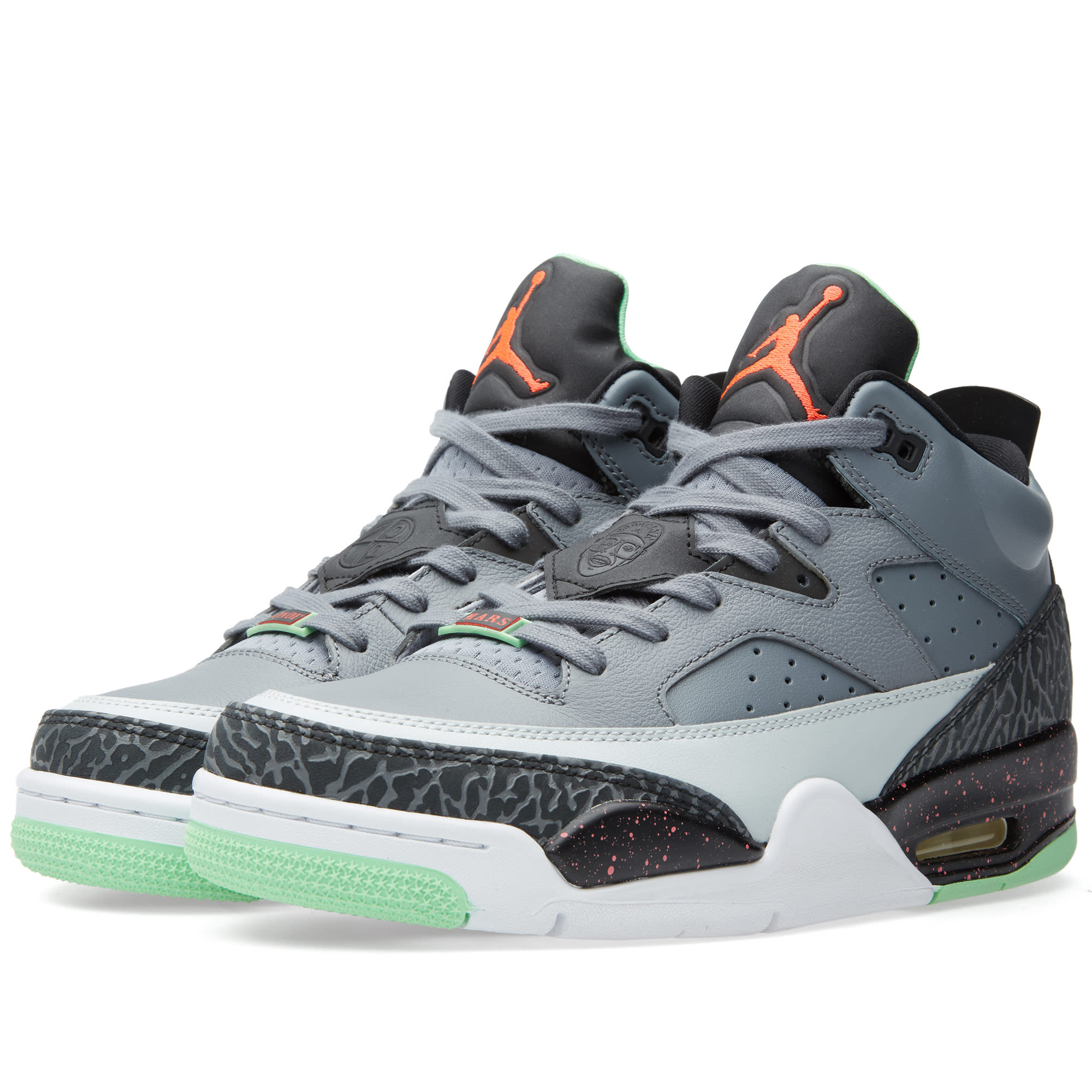d01c9a81c1f Nike Jordan Son of Mars Low Cool Grey, Infrared 23 & Black | END.