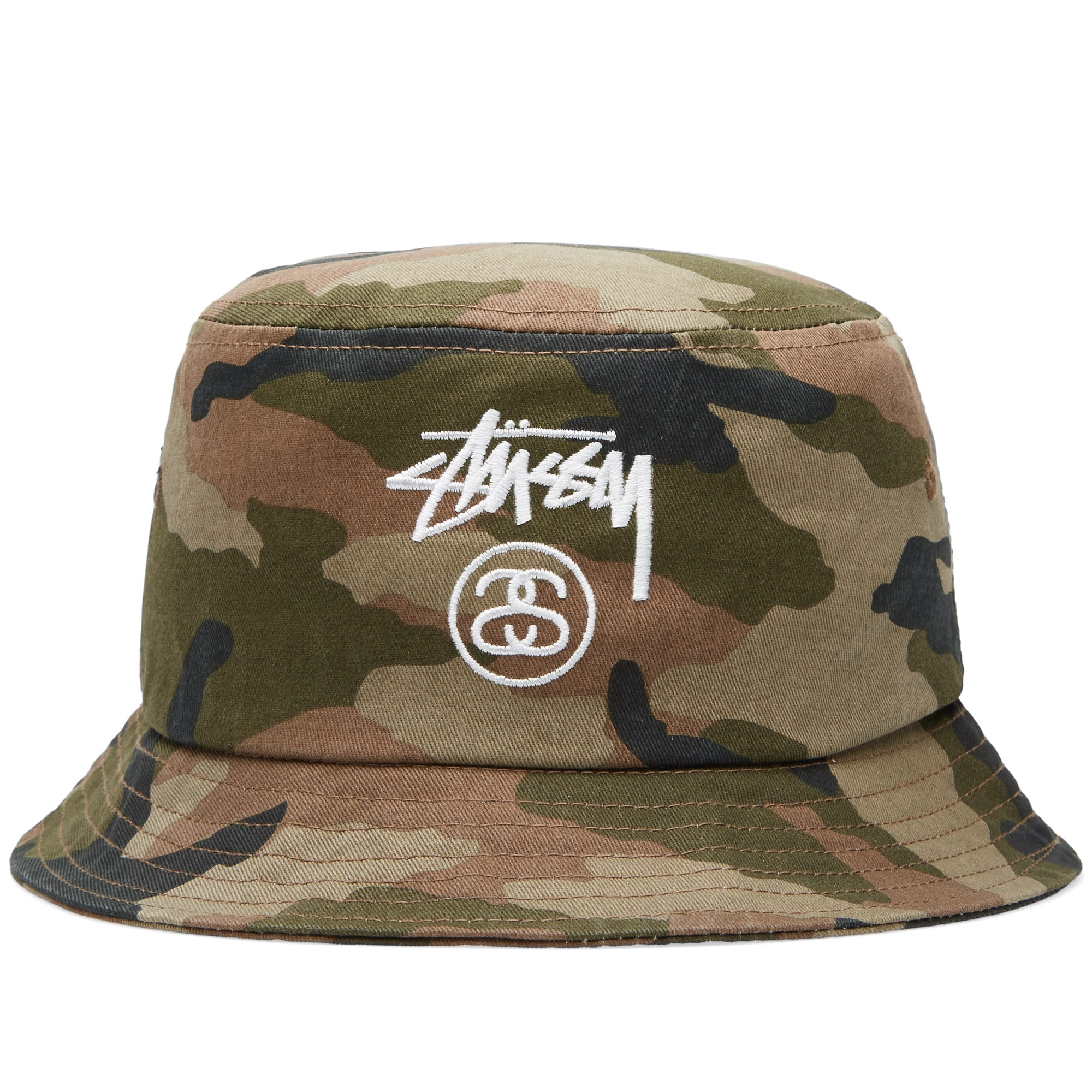 07c091956 Stussy Stock Lock Bucket Hat