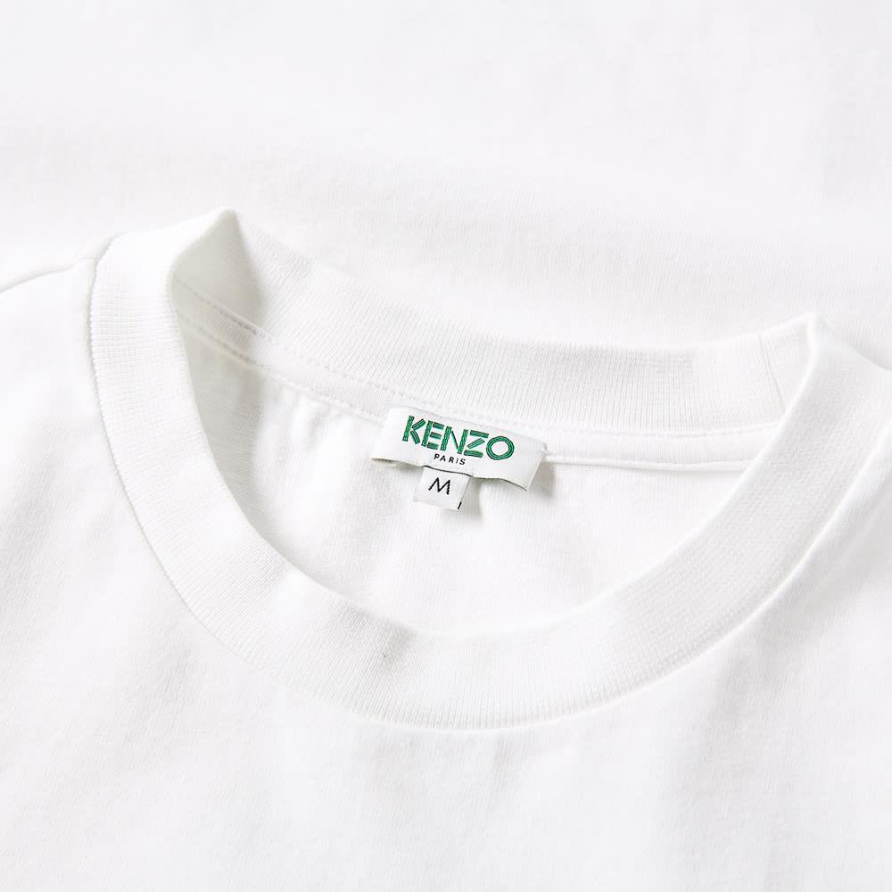 8d9dc1ee Kenzo Cuff Tee White | END.