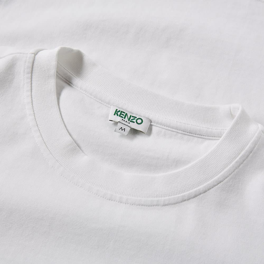 c13e1183 Kenzo Long Sleeve Arm Logo Tee White | END.