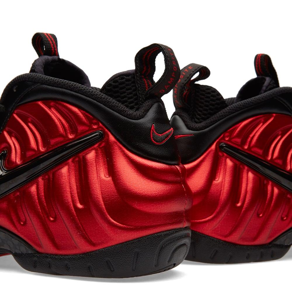 4aae40d152d Nike Air Foamposite Pro University Red   Black