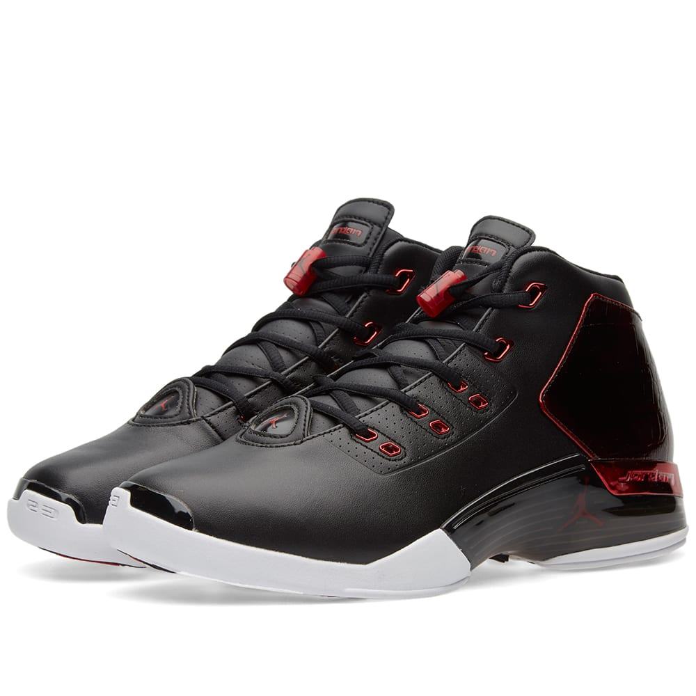 5391f17e389f Nike Air Jordan 17+ Retro Black