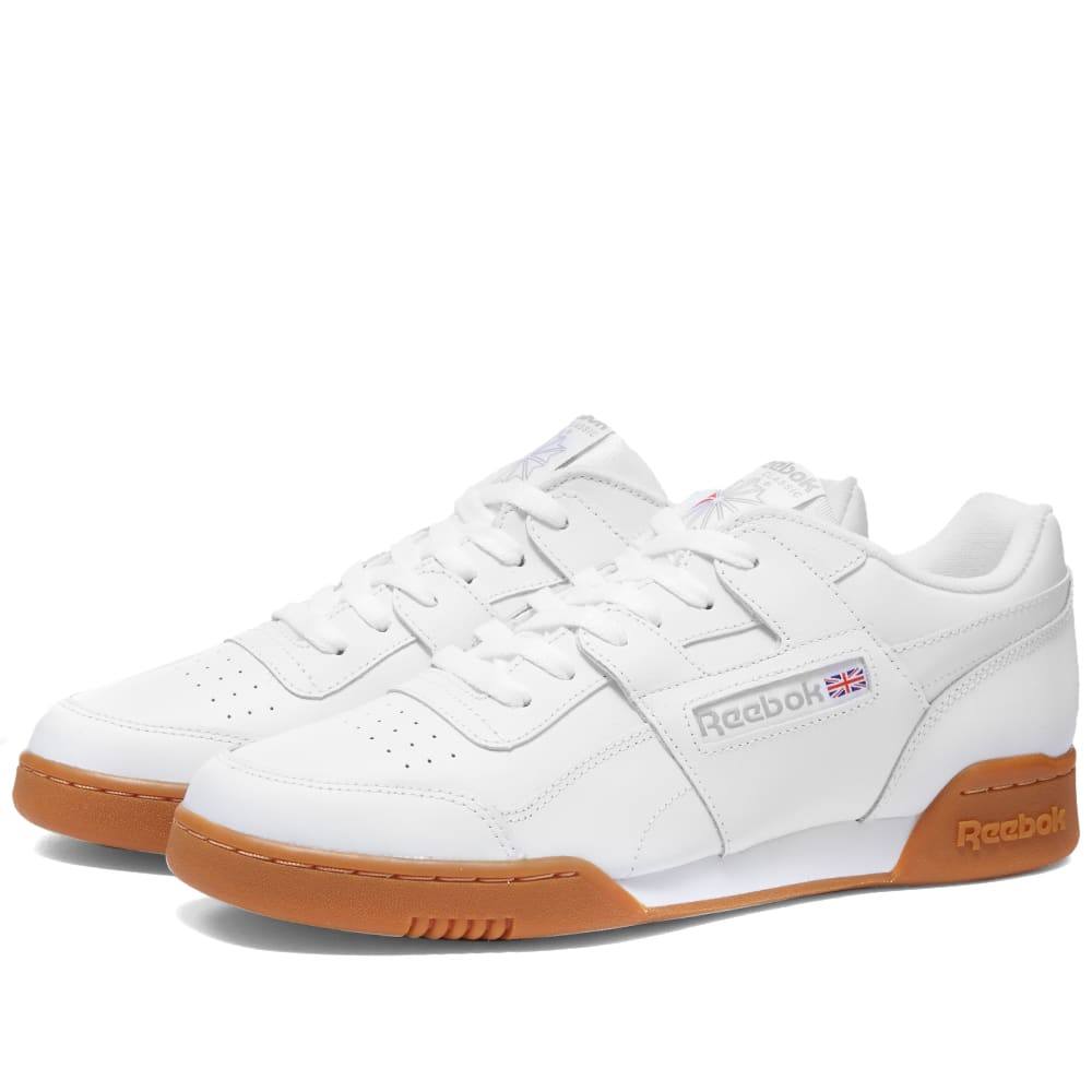 89f9d5eeb Reebok Opening Ceremony Workout Low Gum Sole Sneaker In White/Gum