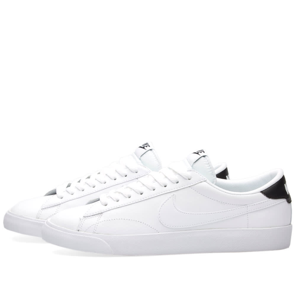 online store 98a44 1ee82 Nike Tennis Classic AC ND White   Black   END.