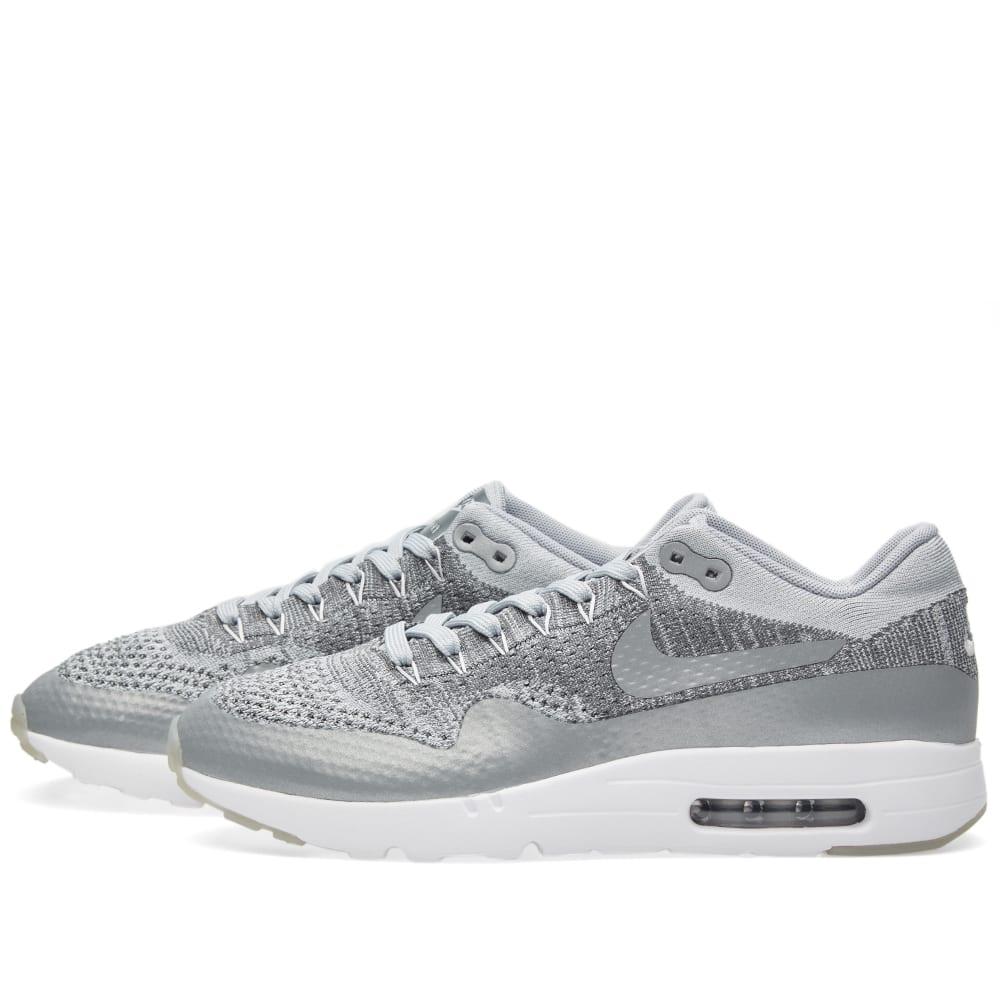 nett Nike Air Max 1 Flyknit Nike Woven FLYKNIT Men Shoes