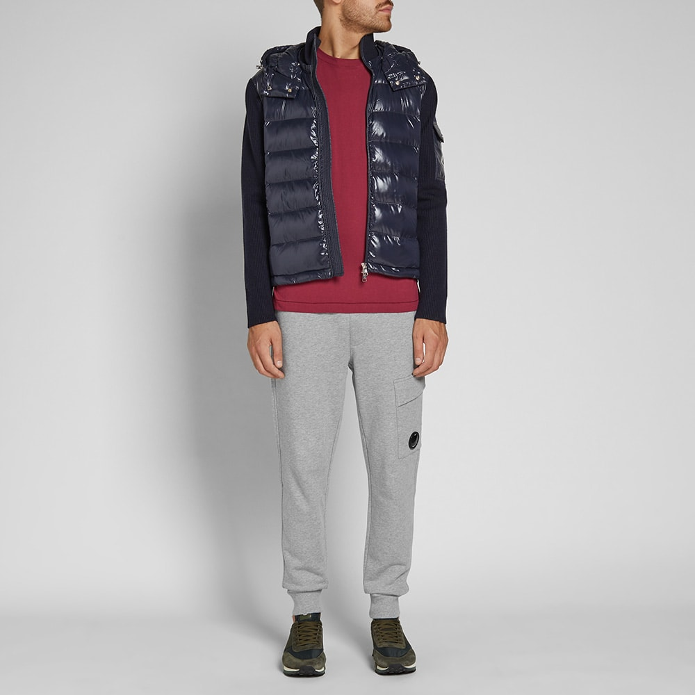 taglia 40 ae7f7 37433 Moncler Maglione Hooded Down Jacket