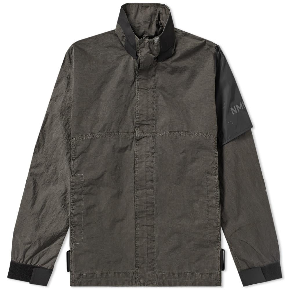 NEMEN Nemen Guard Jacket in Grey