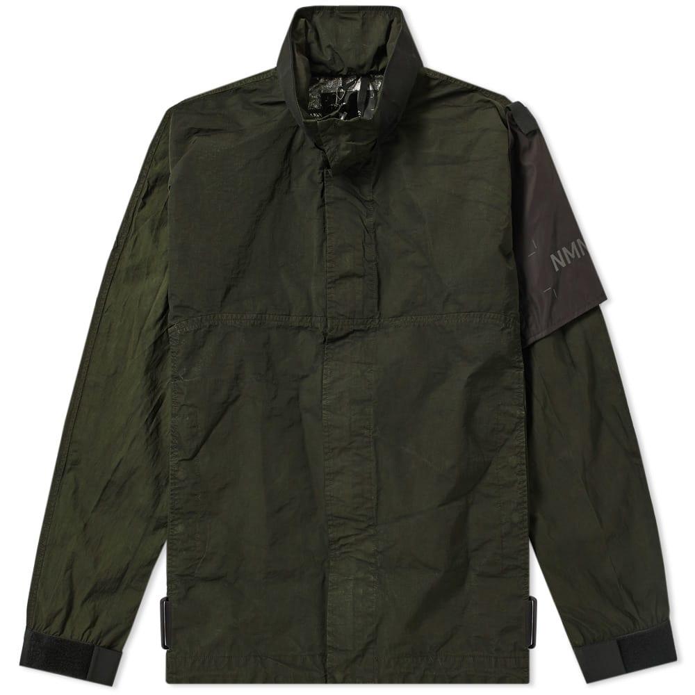 NEMEN Nemen Guard Jacket in Green