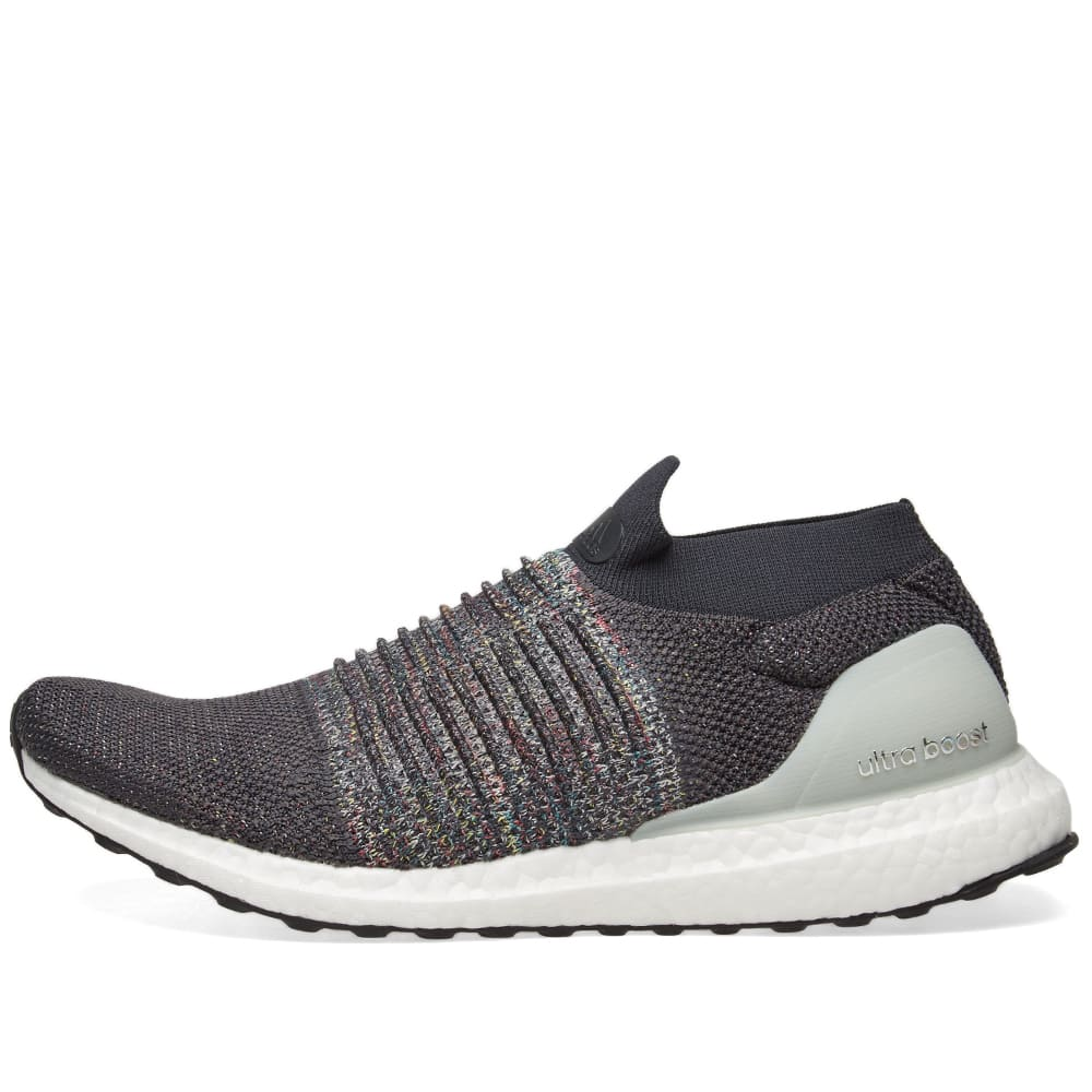 adidas Ultra Boost Laceless Carbon Silver | CM8267
