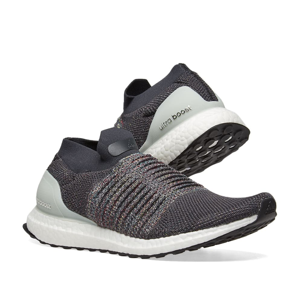 Adidas Ultra Boost Laceless Carbon   END.