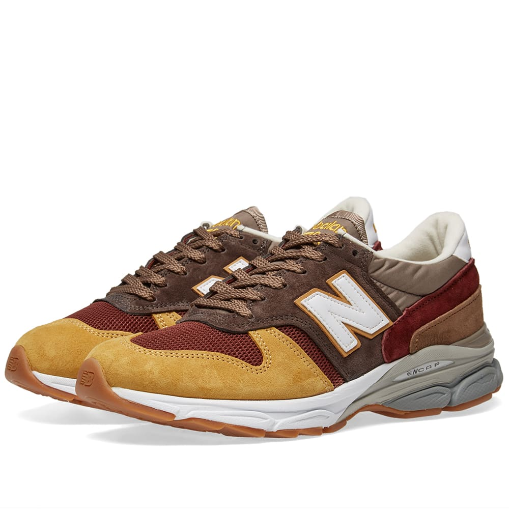 e2c283877754f New Balance M7709FT 'Solway' - Made in England Multi | END.