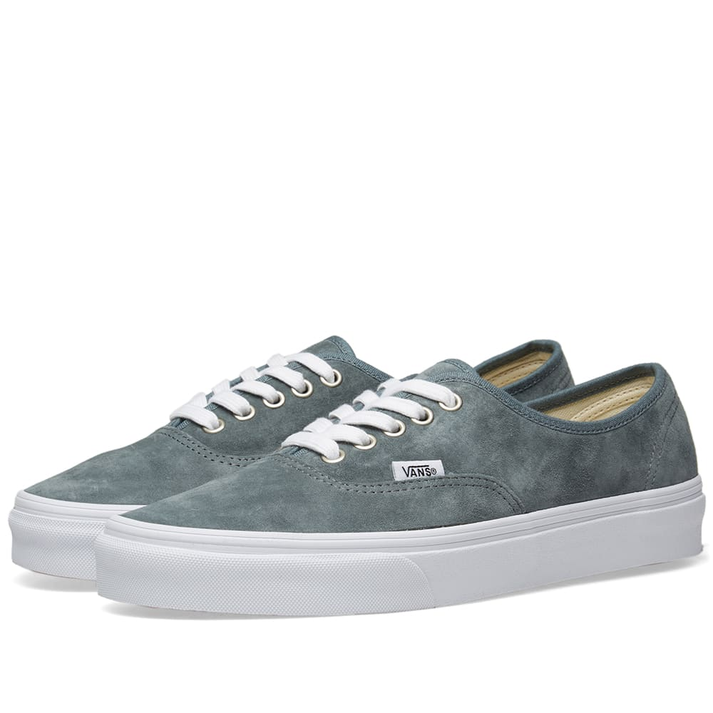 vans authentic noir 38