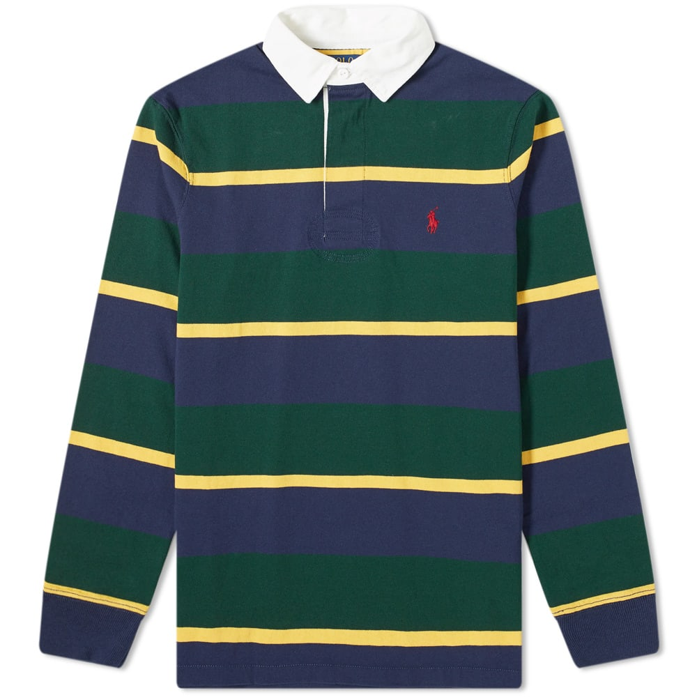 Polo Ralph Lauren Narrow Stripe Rugby