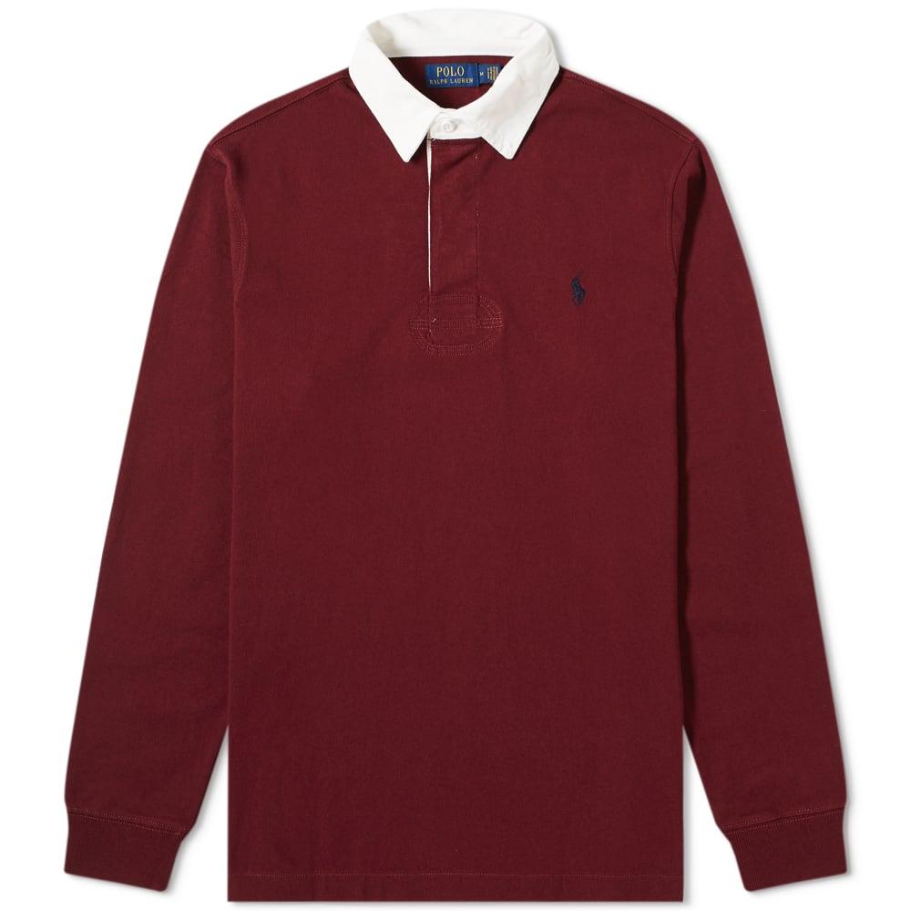 Polo Ralph Lauren Rugby Shirt Clic