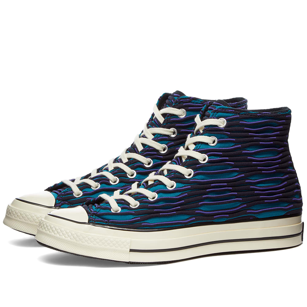 Converse Chuck Taylor 1970s Hi 'Vibrant Knit'