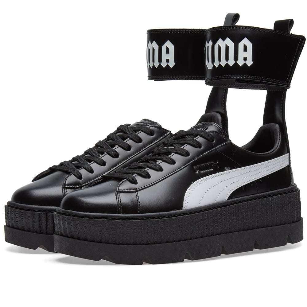 huge discount ad552 1735c Puma x Fenty by Rihanna Ankle Strap Sneaker