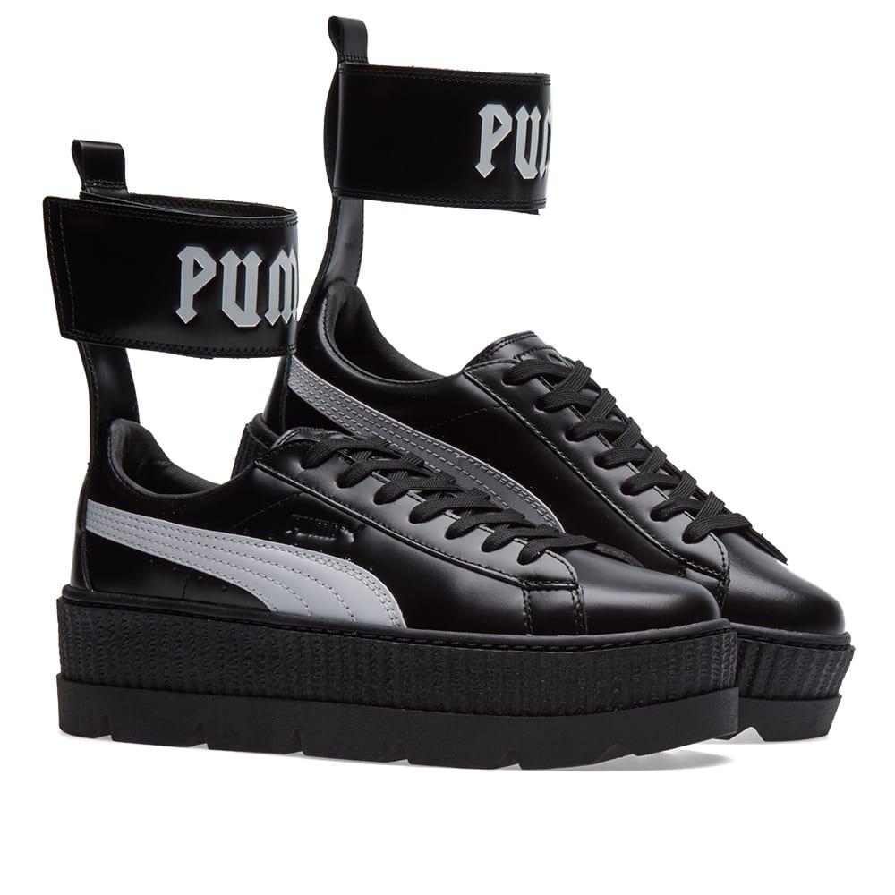 huge discount 7b6bb 56b1e Puma x Fenty by Rihanna Ankle Strap Sneaker