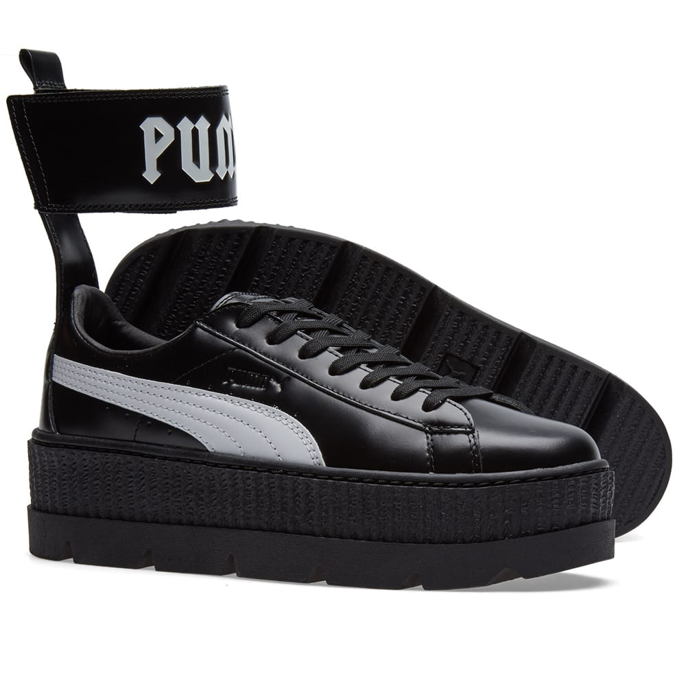 huge discount 6cd24 f1a08 Puma x Fenty by Rihanna Ankle Strap Sneaker