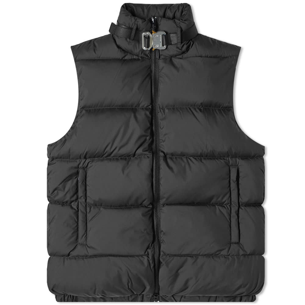 1017 ALYX 9SM Puffa Vest with Buckle