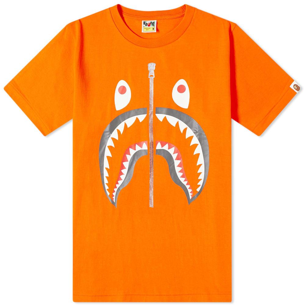 t shirt militaire orange
