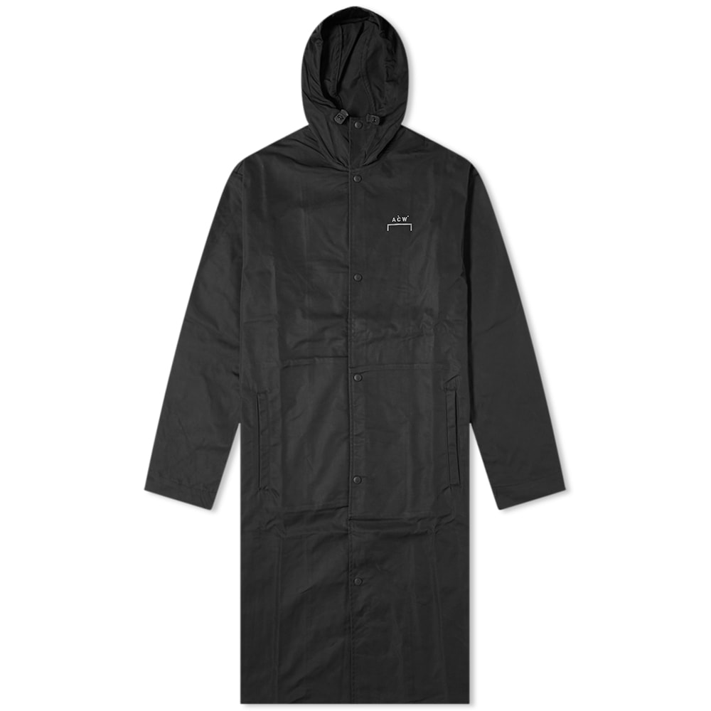 A-Cold-Wall* Coats A-COLD-WALL* Core Rubberised Coat