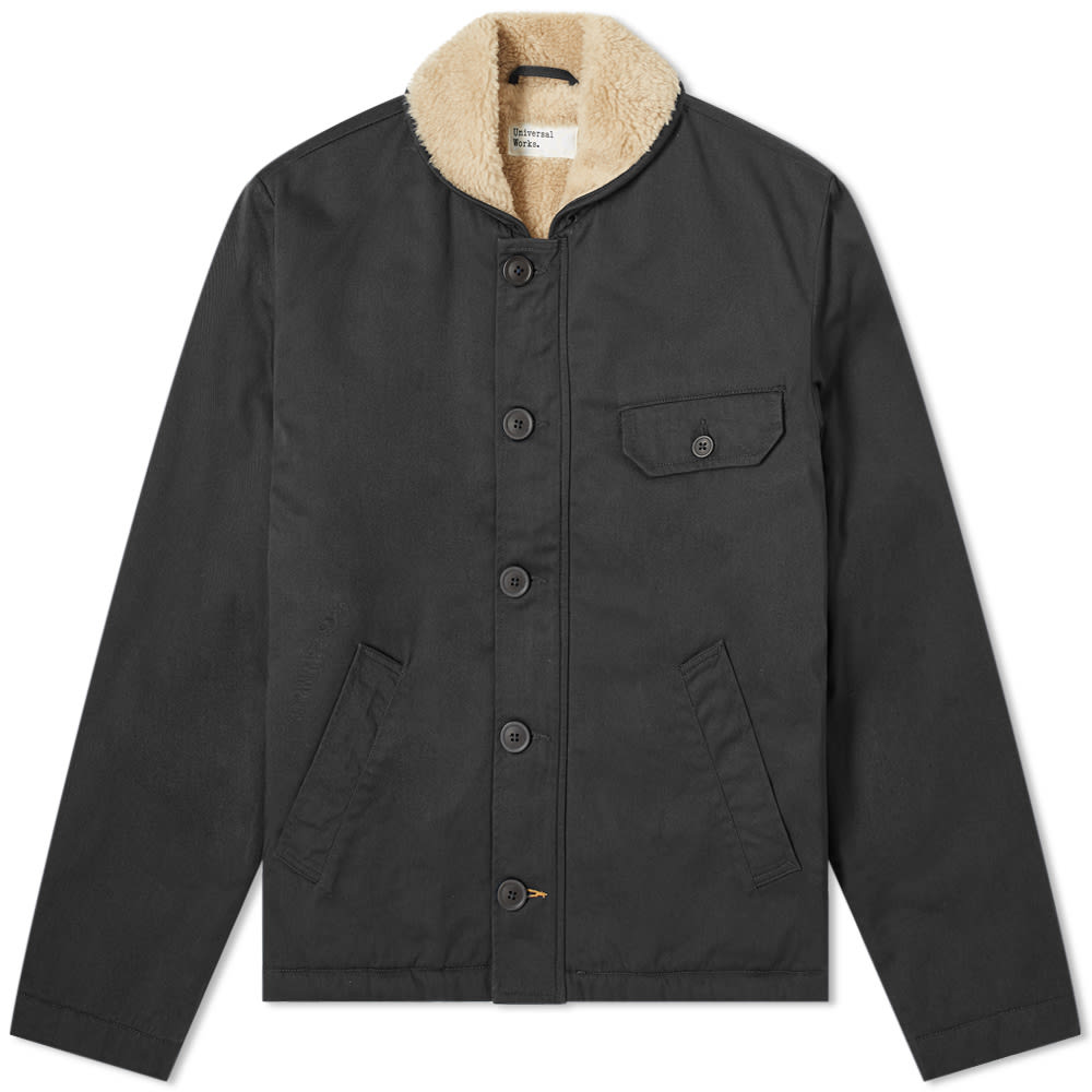 Universal Works N1 Twill Jacket by Universal Works